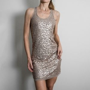 Max Studio Sequin Dress